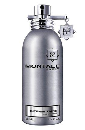 Женский парфюмерная вода intense tiare MONTALE бесцветного цвета, арт. 3760260452564 | Фото 1