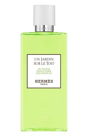 Гель для душа hermes jardin sur le toit HERMÈS бесцветного цвета, арт. 39486H | Фото 1