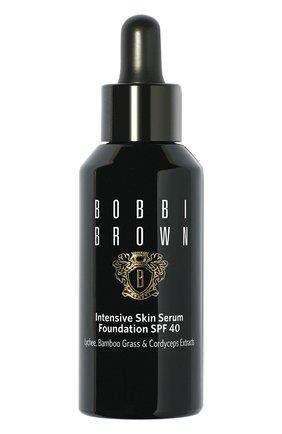 Тональное средство Intensive Skin Serum Foundation SPF40 Natural | Фото №1