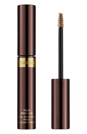 Женское гель для бровей fiber brow gel, оттенок taupe TOM FORD бесцветного цвета, арт. T3W2-02 | Фото 1