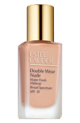 Тональный флюид Double Wear Nude, оттенок 2C2 Pale Almond | Фото №1