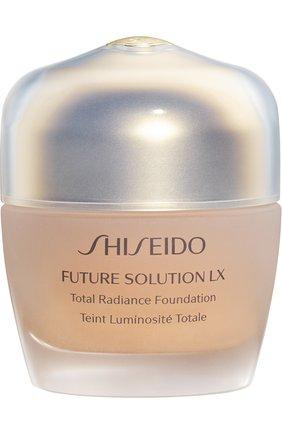 Тональное средство Future Solution Lx, оттенок Golden 3 Shiseido | Фото №1