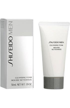 Очищающая пенка для лица Shiseido | Фото №1