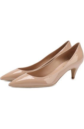 Лаковые туфли Charlotte | Фото №1
