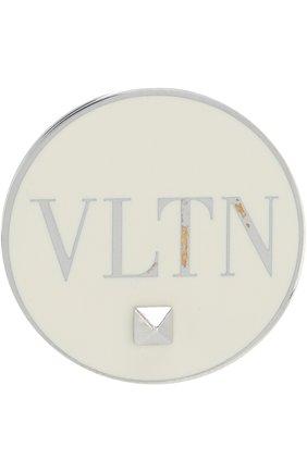 Брошь Valentino Garavani VLTN | Фото №1