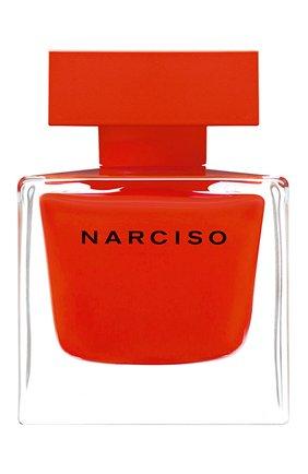 Женский парфюмерная водаnarciso rouge NARCISO RODRIGUEZ бесцветного цвета, арт. 884475BP   Фото 1