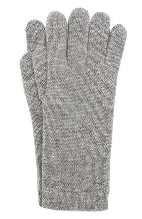 Вязаные перчатки из кашемира | Фото №1