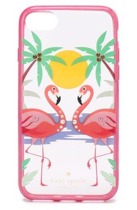 Чехол для iPhone 7/8 с декоративной отделкой | Фото №1