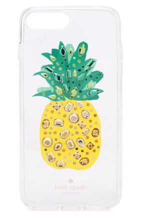 Чехол для iPhone 7/8 Plus с декоративной отделкой | Фото №1