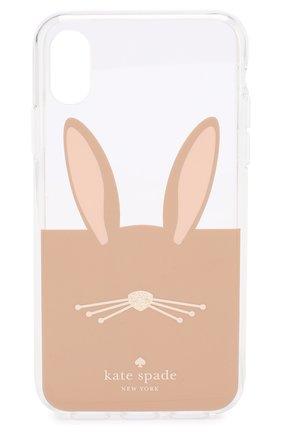 Чехол для iPhone X с принтом | Фото №1