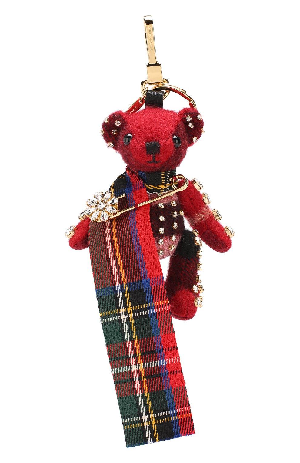 Брелок Thomas Bear с килтом и декоративной булавкой   Фото №1