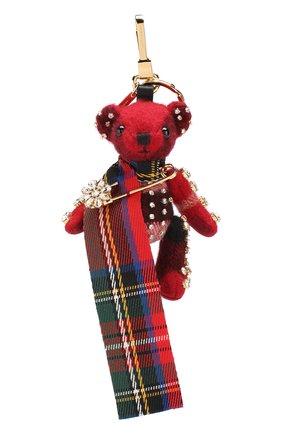 Брелок Thomas Bear с килтом и декоративной булавкой | Фото №1