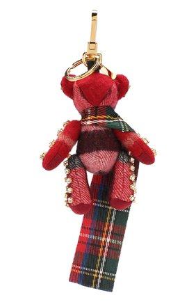 Брелок Thomas Bear с килтом и декоративной булавкой | Фото №2
