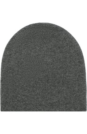 Кашемировая шапка бини Johnstons Of Elgin бежевого цвета | Фото №1