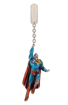 Моносерьга Heroes Superman