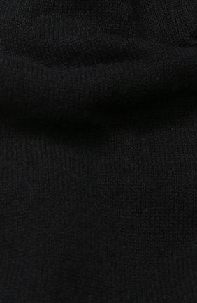 Кашемировый шарф тонкой вязки Johnstons Of Elgin светло-бежевый | Фото №1
