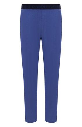 Домашние брюки из вискозы с широкой резинкой    Фото №1