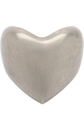 Браслет-кафф в виде сердца   Фото №1