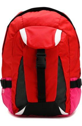 Текстильный рюкзак Valentino Garavani Bounce   Фото №1