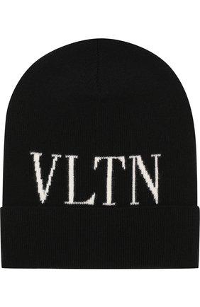 Шерстяная шапка VLTN | Фото №1