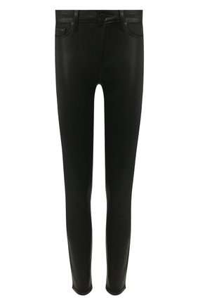 Женские джинсы PAIGE черного цвета, арт. 1767901-3364 | Фото 1