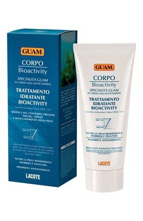 Увлажняющий биоактивный крем для тела corpo GUAM бесцветного цвета, арт. 8025021140742   Фото 1