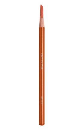 Женский карандаш для бровей hard formula h9, оттенок 1 brick orange SHU UEMURA бесцветного цвета, арт. 4935421665827 | Фото 1