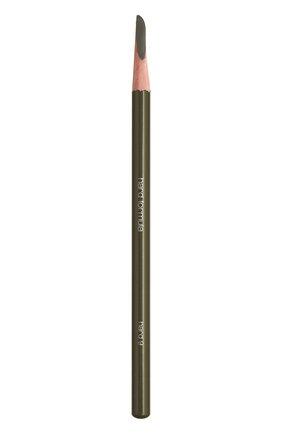 Женский карандаш для бровей hard formula h9, оттенок 14 ash green SHU UEMURA бесцветного цвета, арт. 4935421665834 | Фото 1