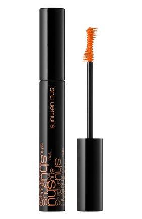 Женское тушь для бровей и ресниц brow unlimited, оттенок crashed orange SHU UEMURA бесцветного цвета, арт. 4935421665926 | Фото 1