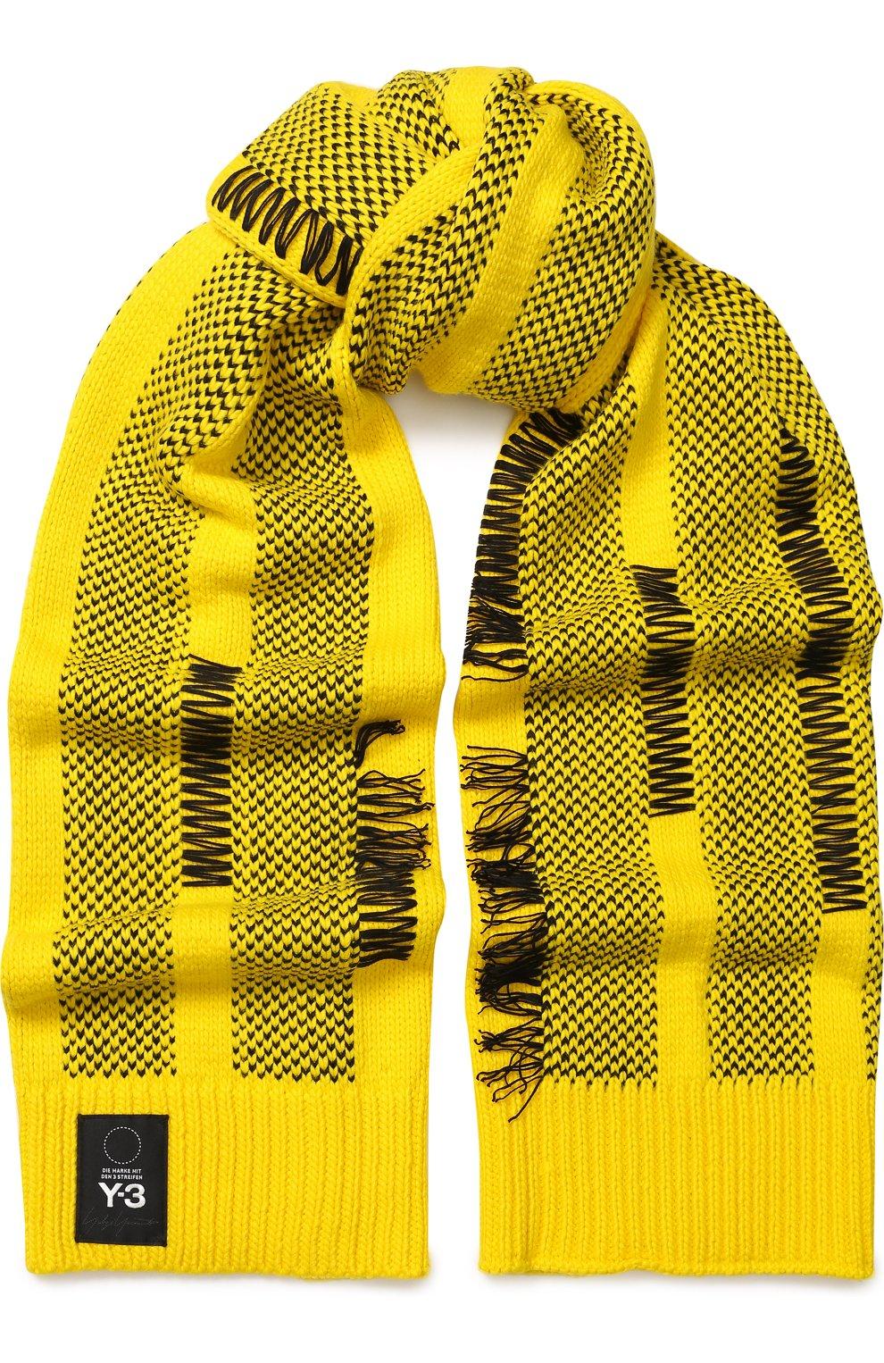 89e9fe771756 Жёлтые мужские шарфы по цене от 13 750 руб. купить в интернет-магазине ЦУМ