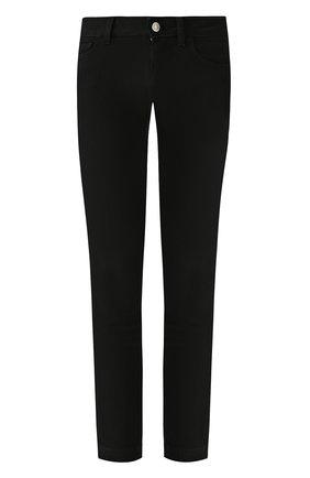 Женские джинсы DOLCE & GABBANA черного цвета, арт. FTAH7Z/G8T27   Фото 1