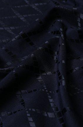 Шарф из смеси кашемира и шелка с принтом | Фото №2