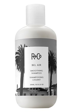Шампунь для разглаживания волос bel air R+CO бесцветного цвета, арт. 810374020135 | Фото 1
