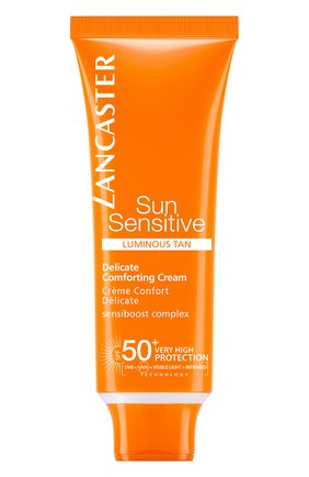 Нежный крем для лица для чувствительной кожи SPF 50+ Lancaster | Фото №1