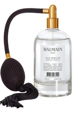 Женского парфюм для волос BALMAIN HAIR COUTURE бесцветного цвета, арт. 8718969476522 | Фото 1