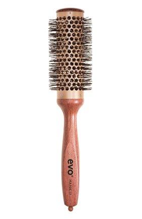 Керамическая круглая термощетка для волос 35 мм Hank | Фото №1