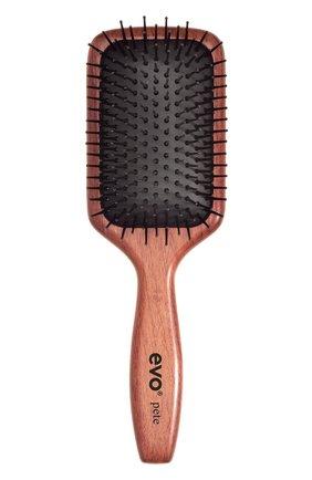 Щетка массажная с ионизацией для волос Pete | Фото №1