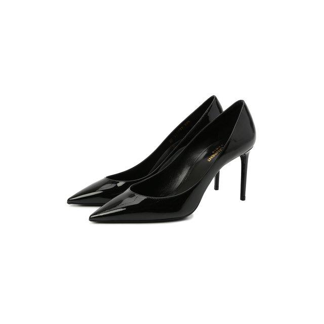 Кожаные туфли Zoe Saint Laurent