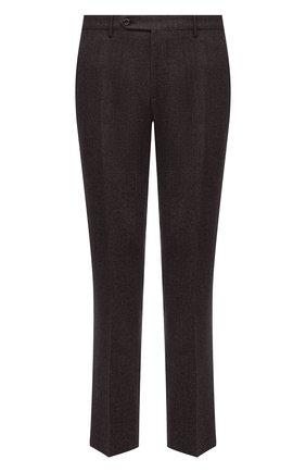 Мужские шерстяные брюки BERWICH темно-бордового цвета, арт. SC/1 ALC/RD1436 | Фото 1