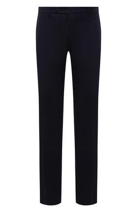 Мужские шерстяные брюки BERWICH темно-синего цвета, арт. SC/1 ALC/VB5991 | Фото 1