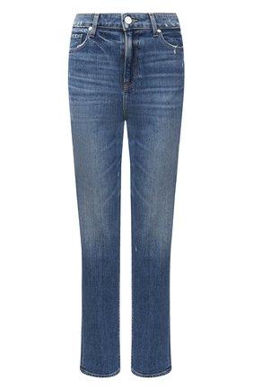 Женские джинсы PAIGE синего цвета, арт. 4787B61-6005 | Фото 1