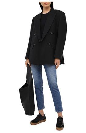 Женские джинсы PAIGE синего цвета, арт. 4787B61-6005 | Фото 2