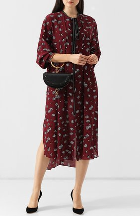 Женская сумка nile minaudière CHLOÉ черного цвета, арт. CHC17US302H5H | Фото 2