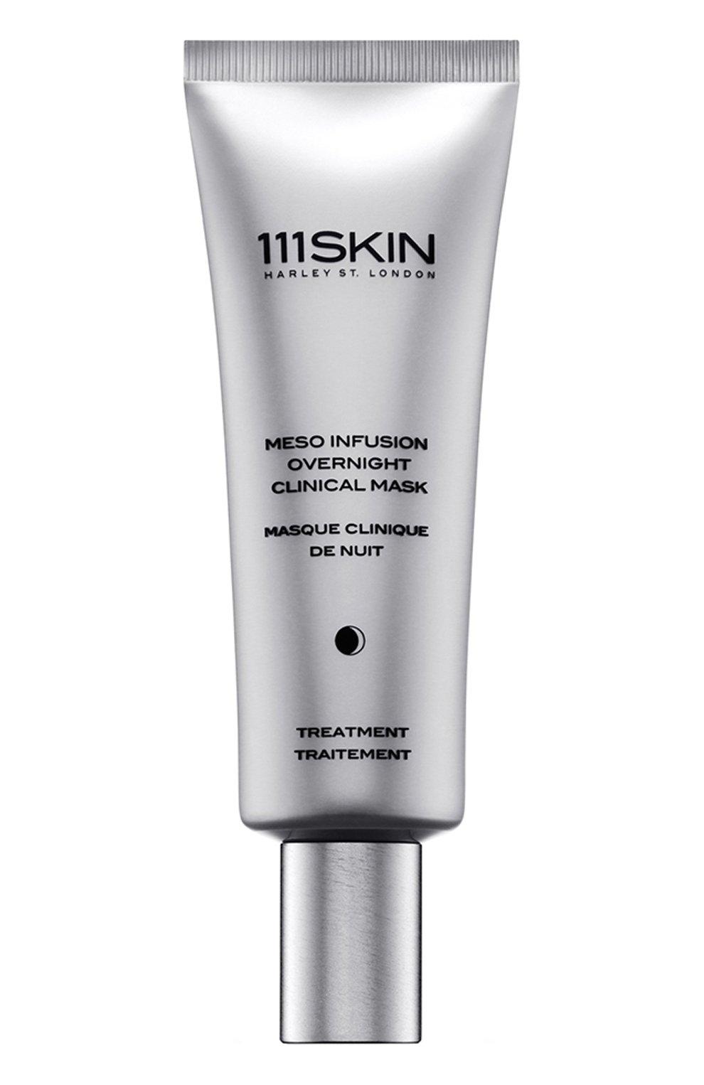 Женская ночная регенерирующая маска meso infusion 111SKIN бесцветного цвета, арт. 5060280371592 | Фото 1