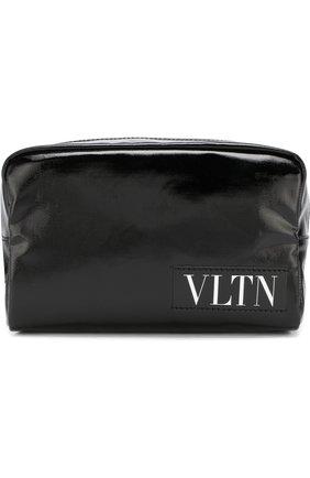 Текстильный несессер Valentino Garavani VLTN | Фото №1