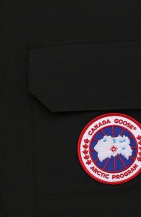 Мужская пуховая парка expedition CANADA GOOSE черного цвета, арт. 4660M | Фото 5