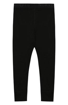 Термобелье брюки Norveg черного цвета | Фото №1