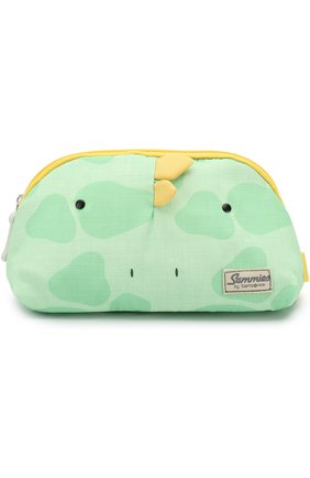 Детская текстильная косметичка SAMSONITE зеленого цвета, арт. CD0-04024 | Фото 1