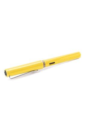 Детского перьевая ручка 018 safari LAMY желтого цвета, арт. 4000214 | Фото 2