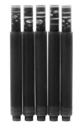 Детского картриджи для перьевой ручки t10 LAMY черного цвета, арт. 1602075 | Фото 1
